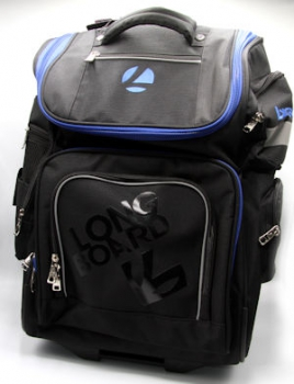 Longboard/Smash Trolley School Bags XL Black