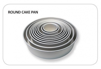 PME Round Cake Tin 10x3 Inch