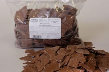 Milk Chocex Chips (500 g)