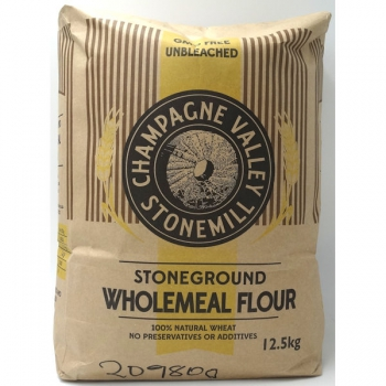 Champagne Stoneground Whole Meal (12.5kg)
