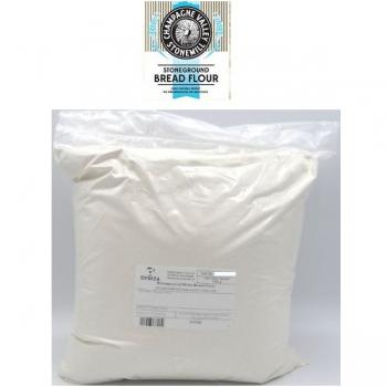 Champagne Stoneground White Bread Flour 25kg