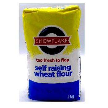 Snowflake Self Raising Flour (1kg)