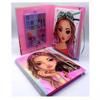 Top Model Make-Up Book