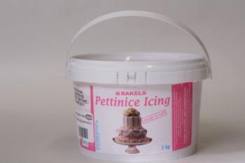 Pink Plastic Icing (1 kg)