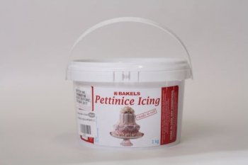 Red Plastic Icing (1 kg)