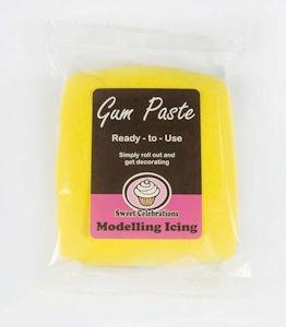 Yellow Gum Paste (12x250 g)