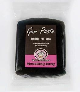 Black Gum Paste (12x250 g)