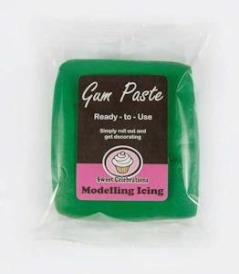 Green Gum Paste (12x250 g)
