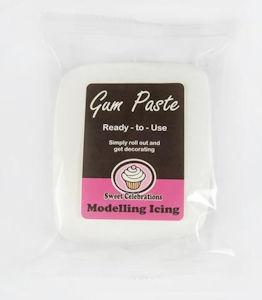 White Gum Paste (12x250 g)