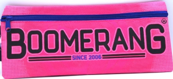 Boomerang Pencil Case 33x15cm Sale Assorted