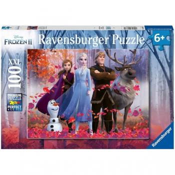 Ravensburger Puzzles 100Pce Frozen 2 Magic forest