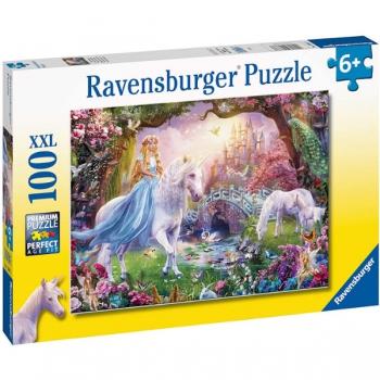 Ravensburger Puzzles 100Pce Magical Unicorn