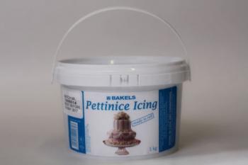 Blue Plastic Icing (1 kg)
