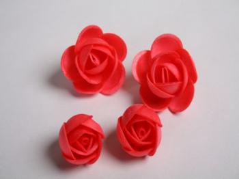 Rose Red Wafer (4)