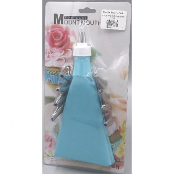 Piping Bag Set With Nozzles