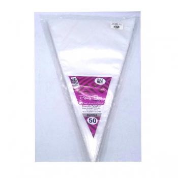 Jumbo Disposable Plastic Piping Bag (50)