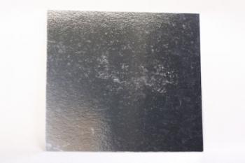 356 mm Square Silver Cake Board (40)