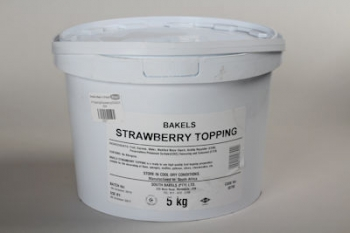 Strawberry Topping (5 kg)