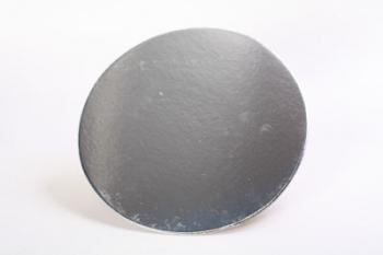 254 mm Round Silver Cake Board (40)