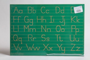 Write Right Freestate Alphabet Lines Combo Green