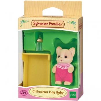 Sylvanian Families Chihuahua Dog Baby
