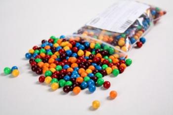 Chocolate Rainbow Pops (100 g)