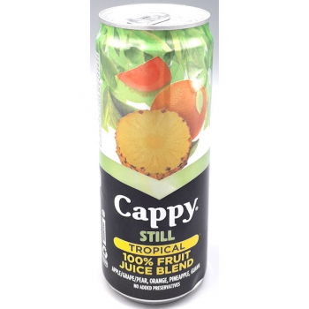 Cappy Tropical Punch 330ml
