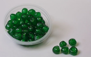 Green Whole Glaced Cherries (250 g)