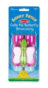 Melissa & Doug Cutie Pie Butterfly Binoculars