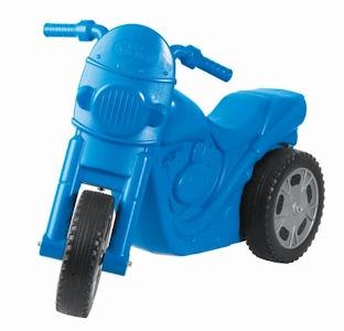 Big Jim Scooter Fun Blue