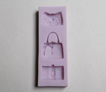 Handbag Silicone Mould