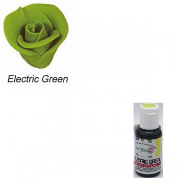 Electric Green Spectrum Gel  Colour (25 ml)