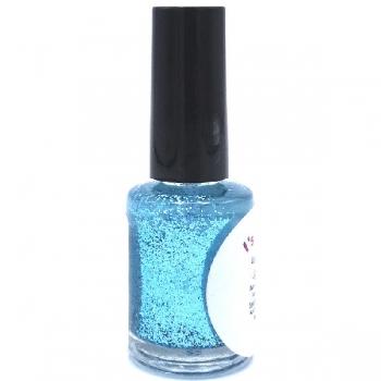 Decoration Glue Glitter Blue