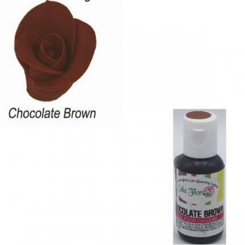 Chocolate Brown Spectrum Gel  Colour (25 ml)