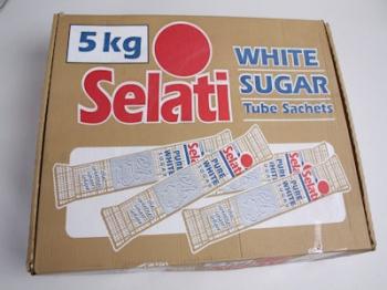 White  Sugar Sachet (1000)