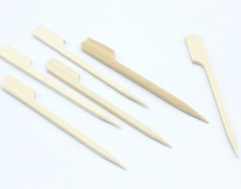 Bamboo Skewer Teppo 9cm (25)