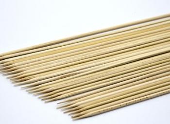 Bamboo Skewer Plain 30cm (25)