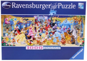 Ravensburger Puzzles 1000Pce Disney Group Photo