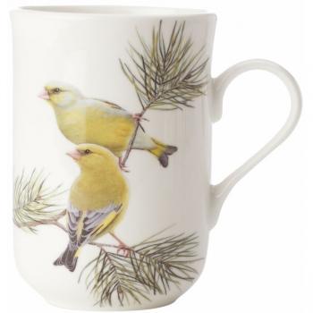 Maxwell & Williams Birds Greenfinches Mugs (1)
