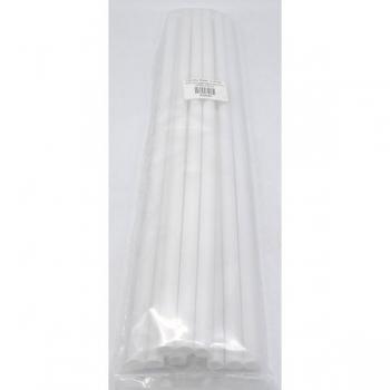 Plastic Dowel Sticks 400x10mm (10)
