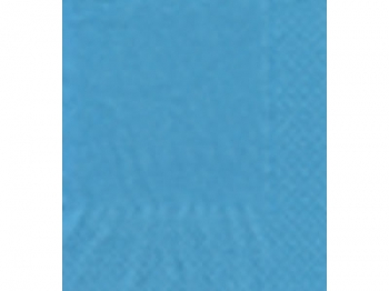 Turquoise 2 Ply Serviette (50)