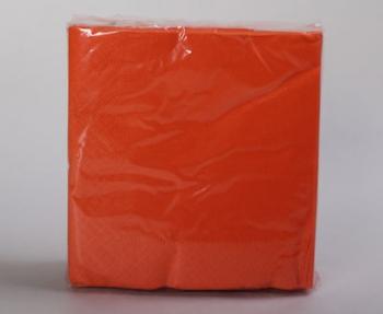 Orange 2 Ply Serviette (50)