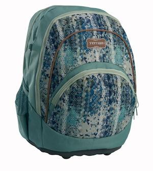 Totem Orthopedic School Bags Large Style Dappled