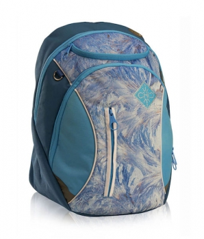 Totem Ergonomic School Bags Large London Jupitar