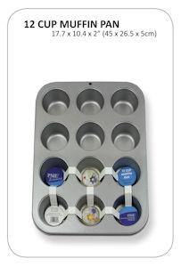 PME 12 Cup Muffin Pan