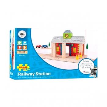 Bigjigs Railway Station