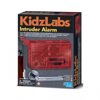 4M Spy Science Intruder Alarm