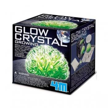 4M Glow Crystal Growing
