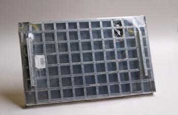 40x25 cm Fudge Pan 3x3