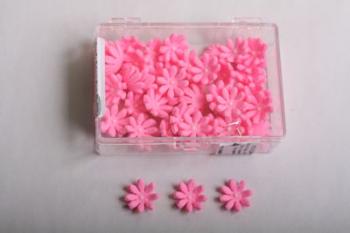 Pink Daisy Icing